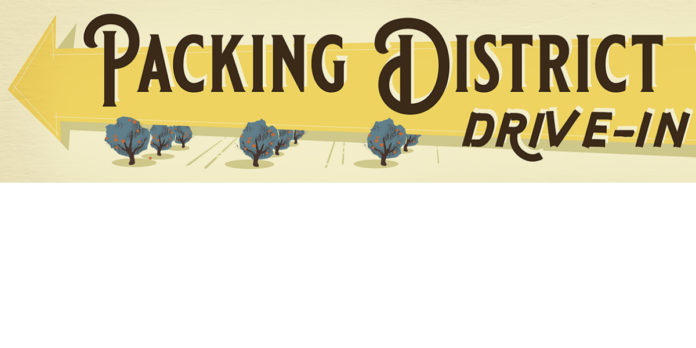 Anaheim Packing District Drive In