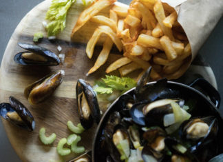 Brussels Bistro Moules Frites