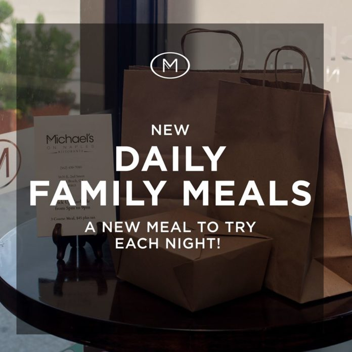Michael's On Naples Daily Family Meals