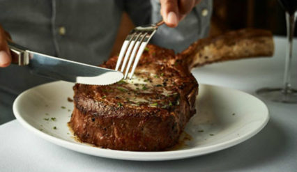 Grab a Fellow Steak Lover @ Flemings Prime Steakhouse - Newport Beach