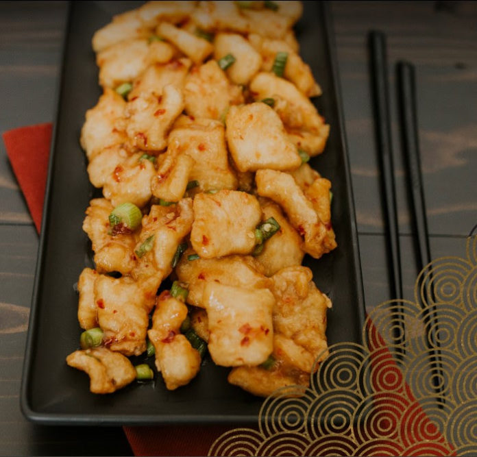 Pf Chang Spicy Chicken
