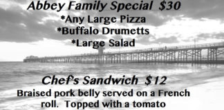 Abbey Family Special Chef Sandwich