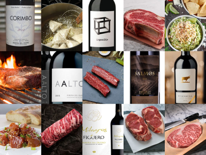 Vaca Meats And Wine Pairings