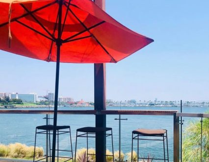 A Sizzling 4th of July Four Course Barbeque Cookout @ Fuego at Hotel Maya - Long Beach
