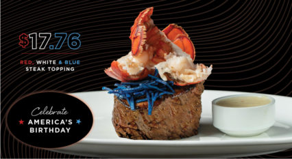 Celebrate America's Birthday With $17.76 Specials @ STK Steakhouse | Los Angeles | California | United States