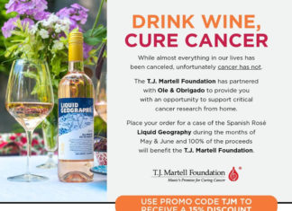 Drink Wine Cure Cancer