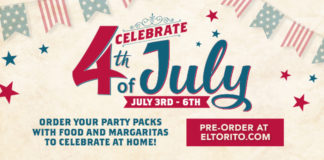 El Torito 4th Of July