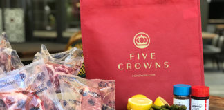 Five Crowns To Go Meals