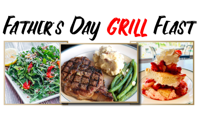 Daily Grill Restaurant Father's Day