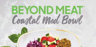 Luna Grill Beyond Meat Bowl