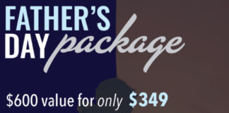 Father's Day Package 2020