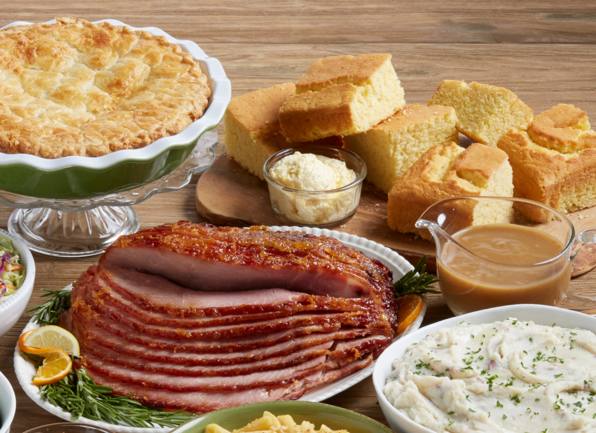 Marie Callender's Father's Day Feast