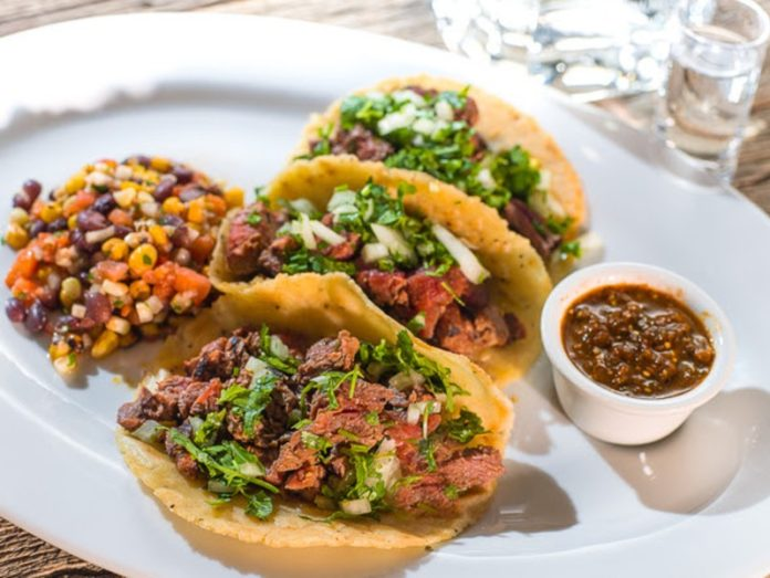 Not Just Amazing Tacos On Tuesday's