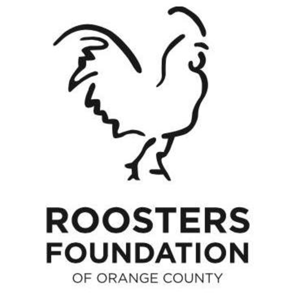 Rooster's Foundation Of Oc Logo