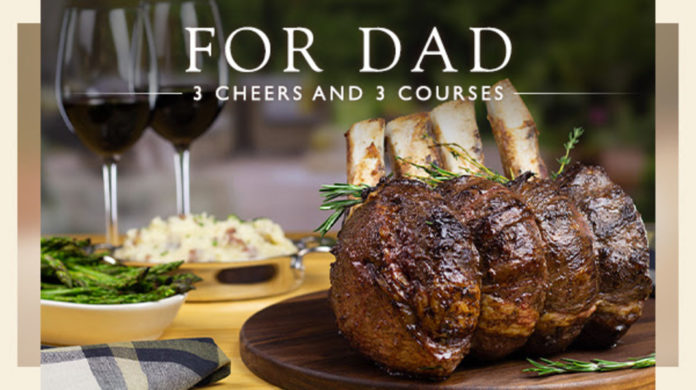 Capital Grille Fathers Day