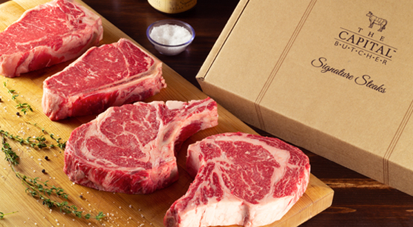 The Capital Grille Steaks 2