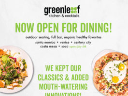 Greenleaf Dine In