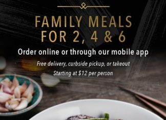 P F Chang's Family Meals
