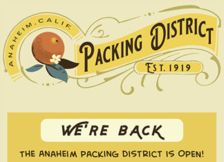 Anaheim Packing District Re Opens