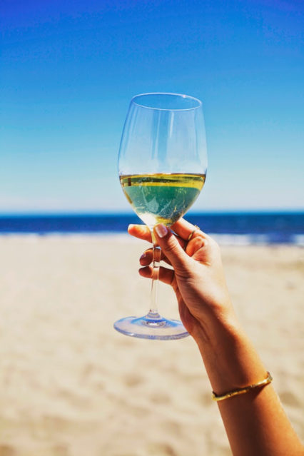 Working Nine to Wine @ oak - Laguna Beach | Laguna Beach | California | United States