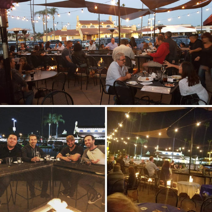 17th Street Grill Open Patio