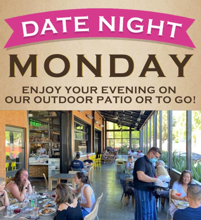 Cha Cha's Monday Date Night