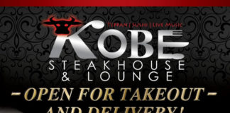 Kobe Steakhouse Delivery