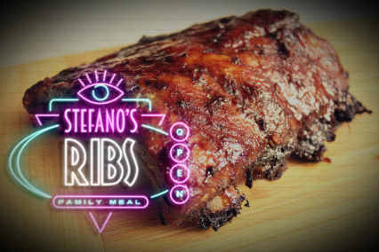 Family Meals To-Go: Honey BBQ Ribs Thursday @ Stefano's - Laguna Hills