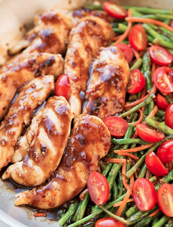 Balsamic Chicken Tuesday