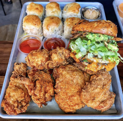 Get It While It's HOT @ Crack Shack (The) - Costa Mesa | Costa Mesa | California | United States
