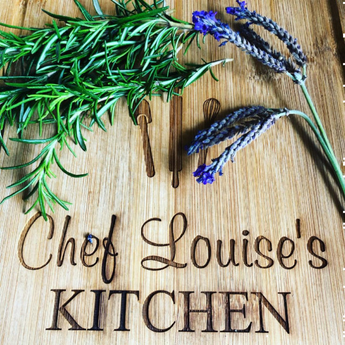 Chef Louise's Catering July Meal Deliveries