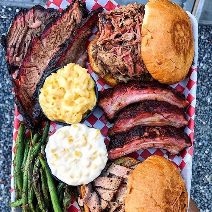 Anaheim Packing District BBQ