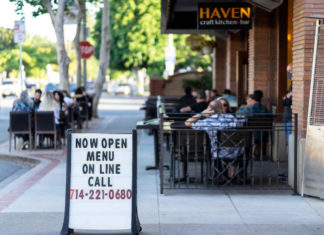 HAVEN Open Air Dining