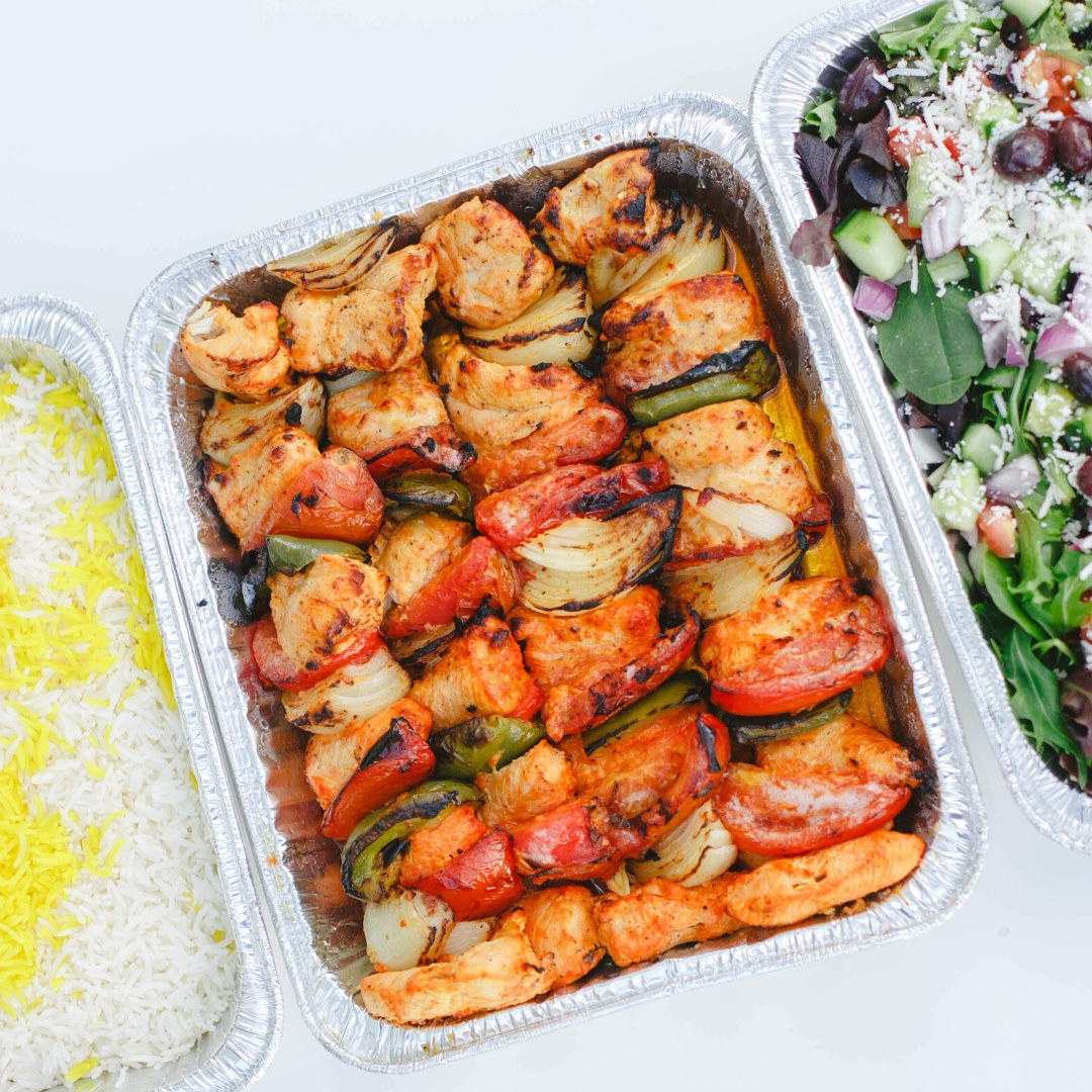 Panini Kabob Grill Packages