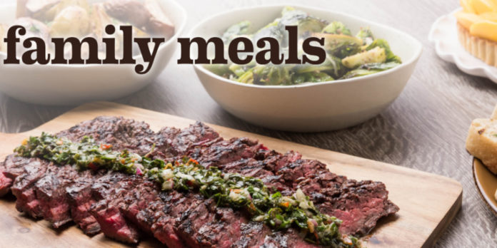 Urban Plates Family Meals