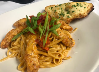 Parkers' Lighthouse Pasta