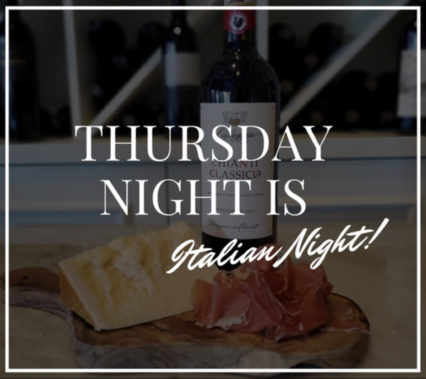 Thursday Night is Italian Night @ Colony Wine Merchant - Anaheim | Orange | California | United States
