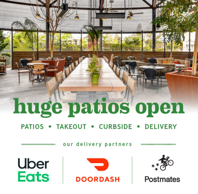 UP Patio PopUp Large