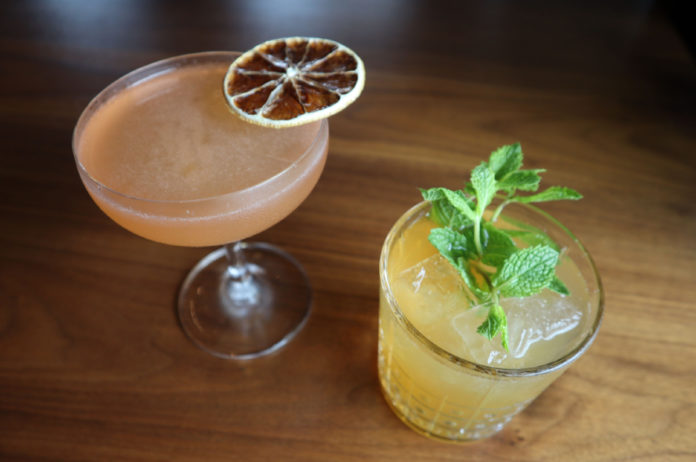 Blind Pig Kitchen Rum Drink