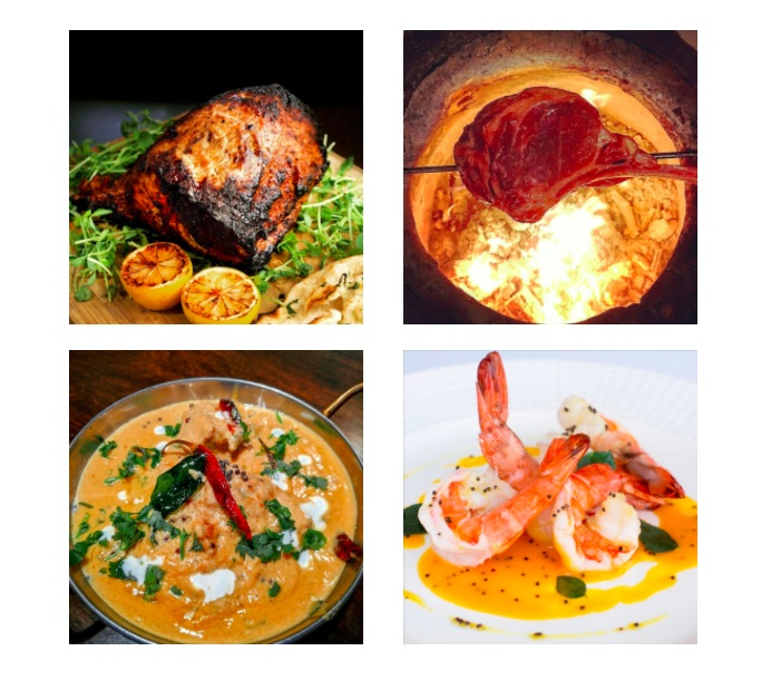 Clay Oven Labor Day Meals