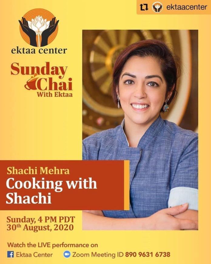 Cooking With Shachi