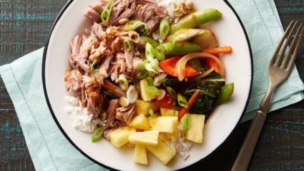 Family Meals To-Go: Hawaiian Pork Thursday @ Stefano's - Laguna Hills