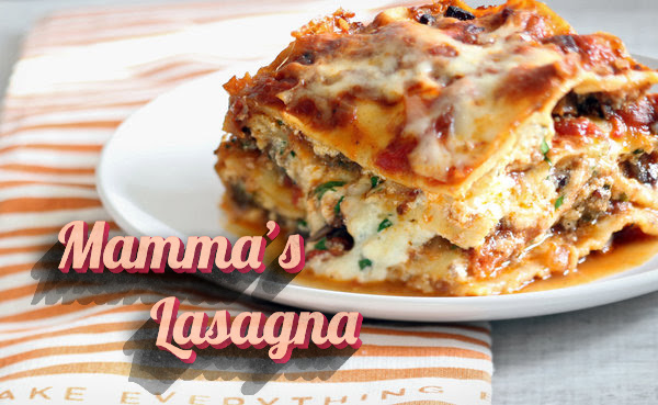 Lasagna Wednesday