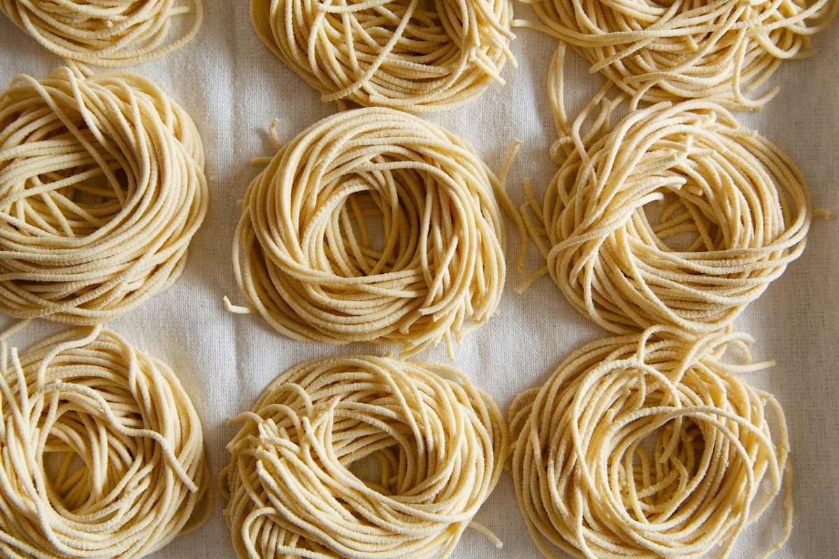 Fork and Knife Pasta
