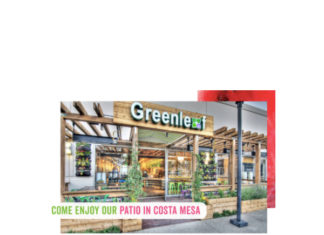Greenleaf Patio Dining