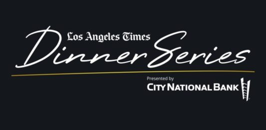 LA Times Dinner Series