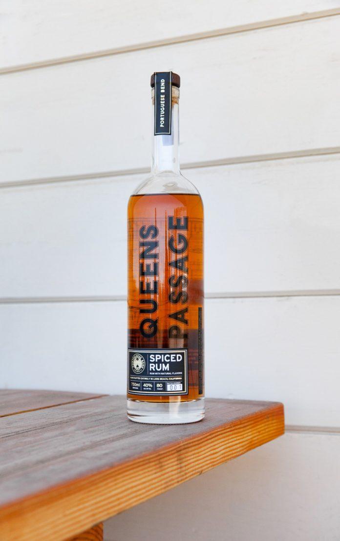 Queens Passage Spiced Rum