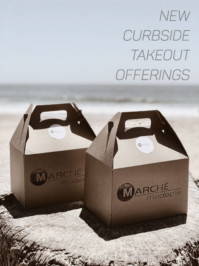 Marche Moderne Curbside Takeout