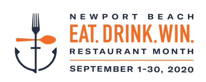 Newport Beach Restaurant Month