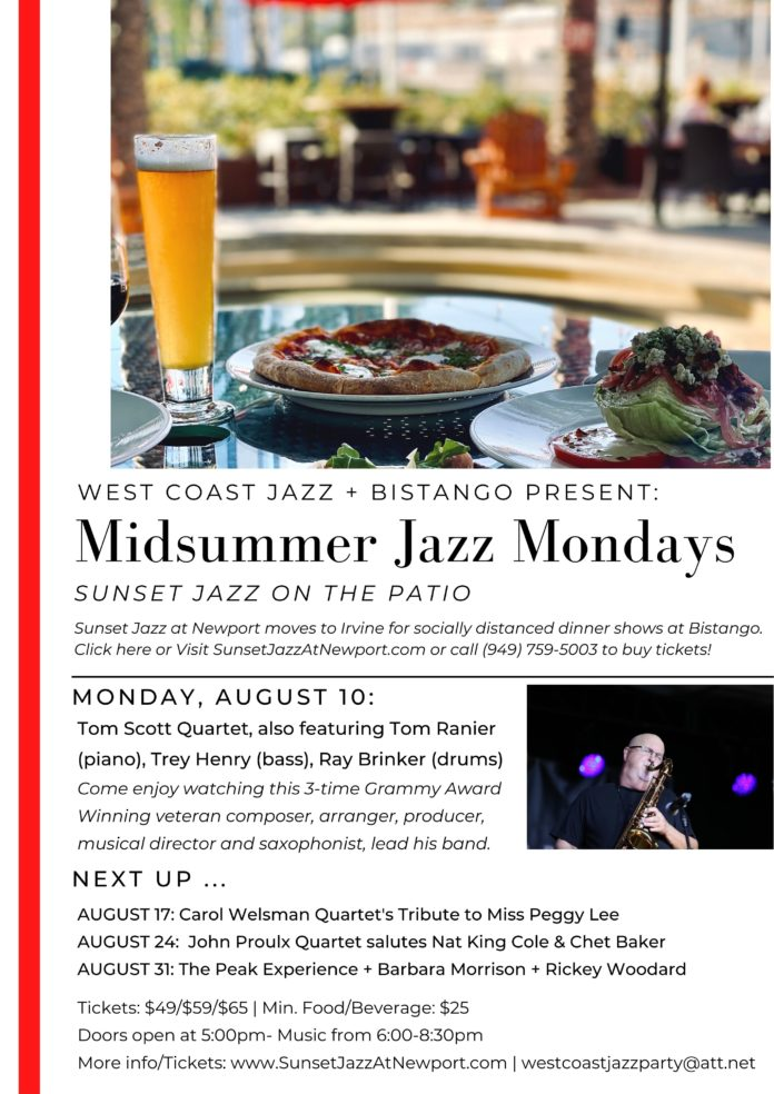 Midsummer Jazz Mondays